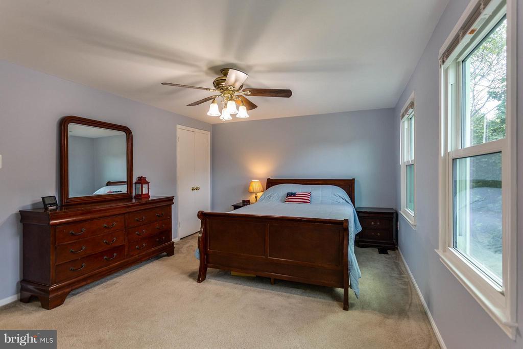 Bedroom (Master) - 12704 FANTASIA DR, HERNDON