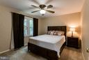 Bedroom #3 - 12704 FANTASIA DR, HERNDON