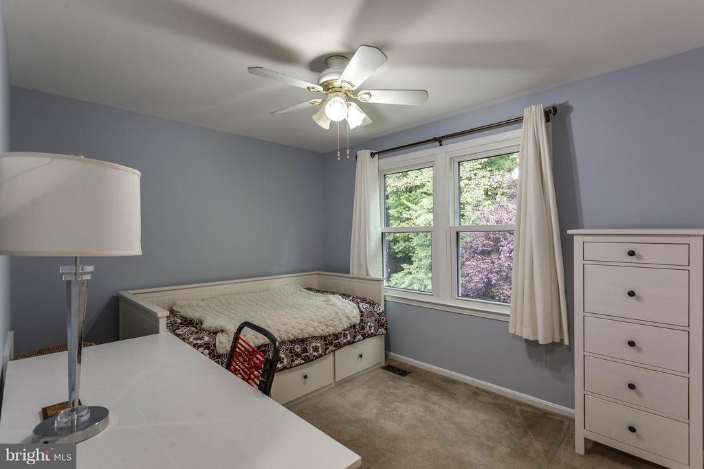 Bedroom #2 - 12704 FANTASIA DR, HERNDON