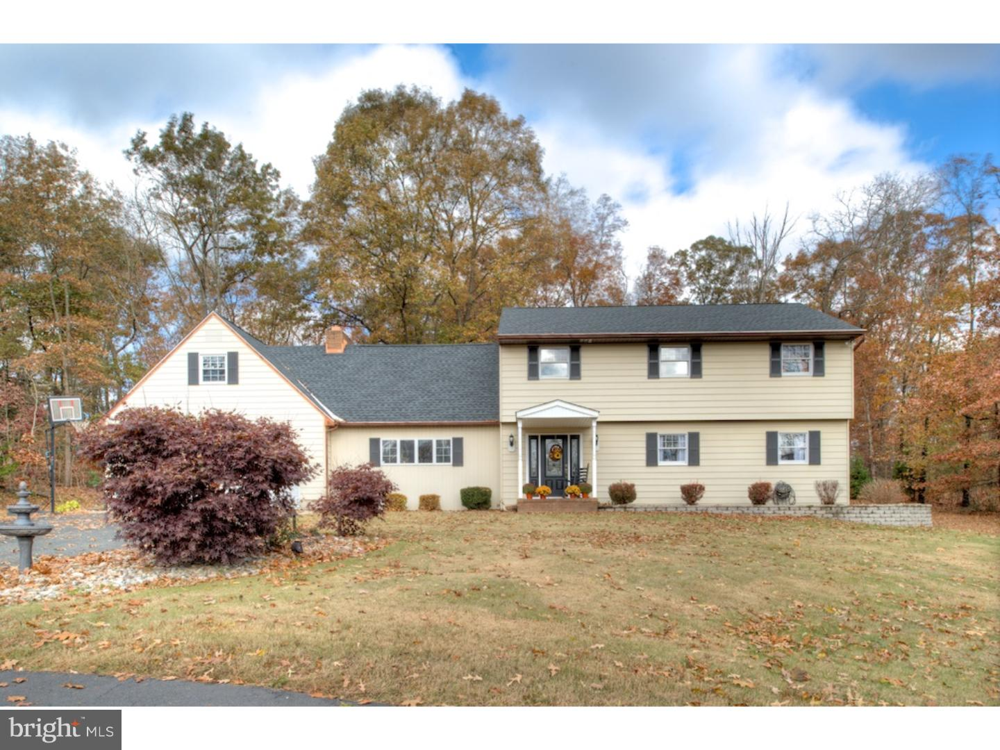 Single Family Home for Sale at 60 W SUNSET PINE Drive Upper Deerfield Township, New Jersey 08302 United States