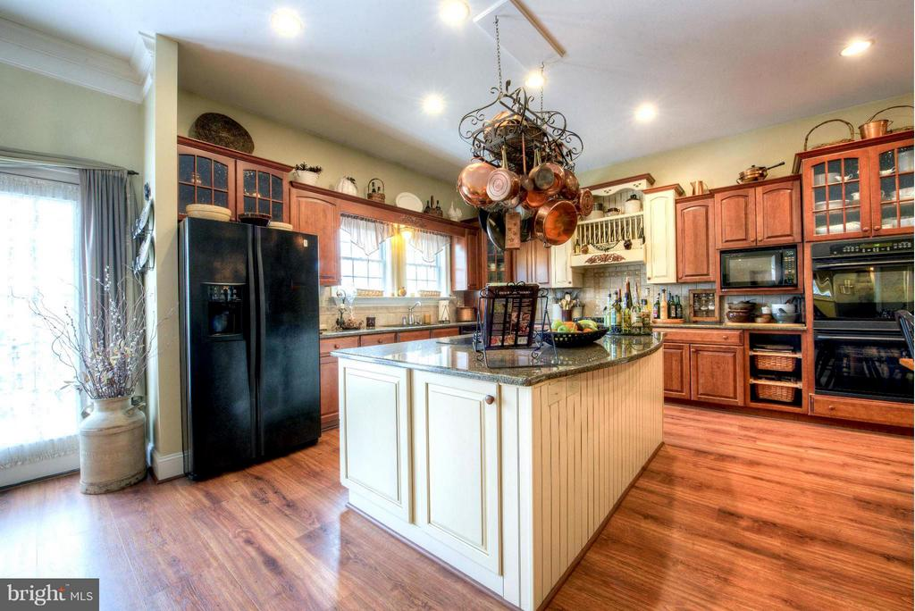 Gorgeous Gourmet  kitchen a Chefs Dream come True. - 254 SPOTTED TAVERN RD, FREDERICKSBURG