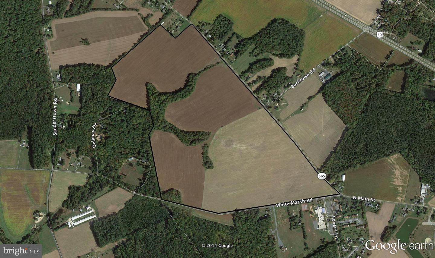Land for Sale at Trappe, Maryland 21673 United States
