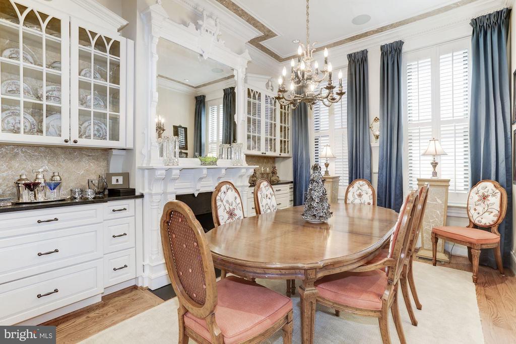 Dining Room - 2022 N ST NW, WASHINGTON
