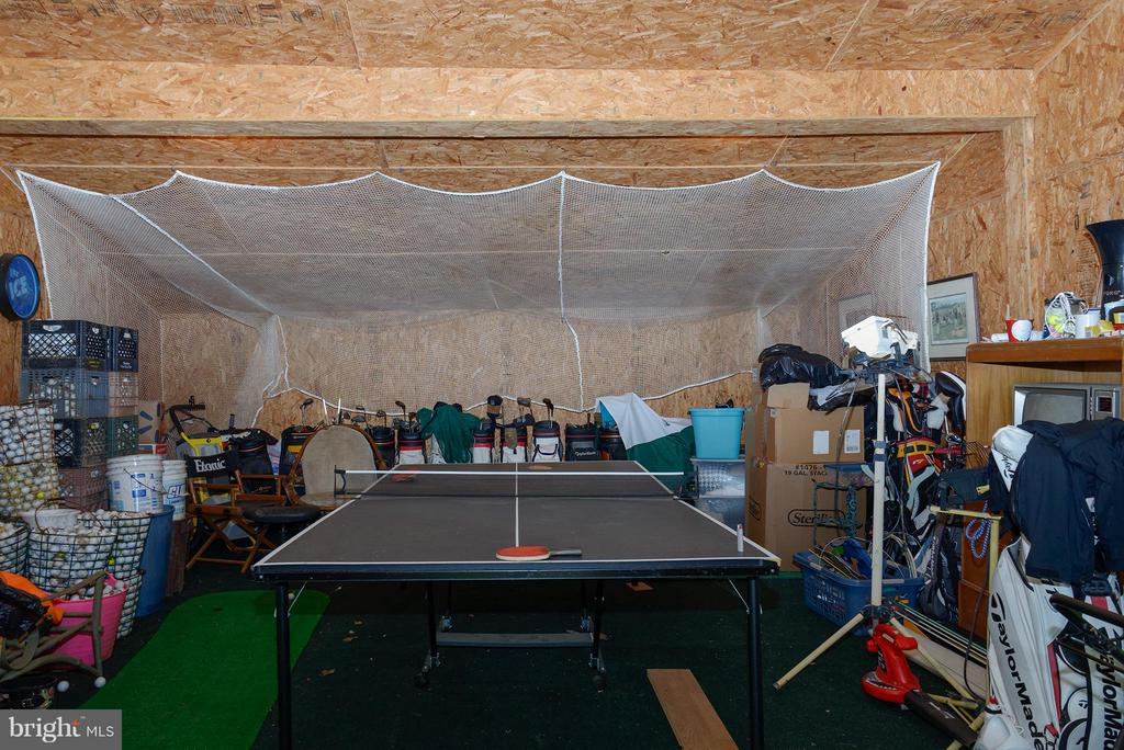 Detached Game/sports room - 39367 SADDLERIDGE LN, ALDIE
