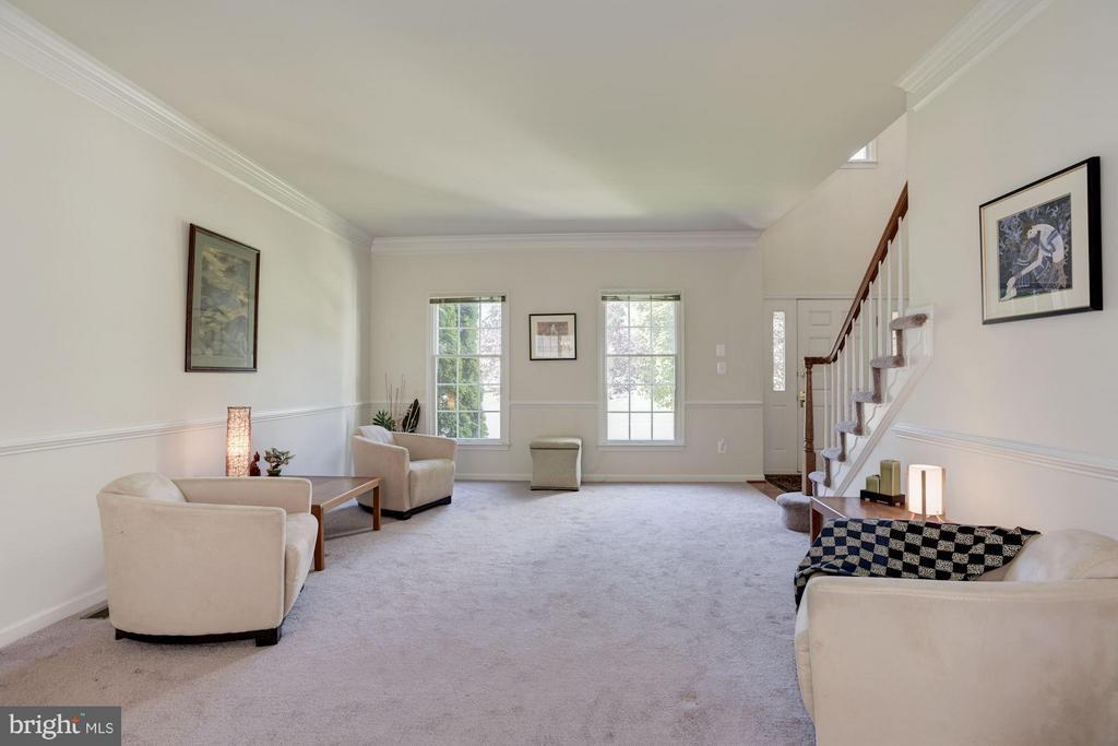 Living Room - 47423 RIVER OAKS DR, STERLING