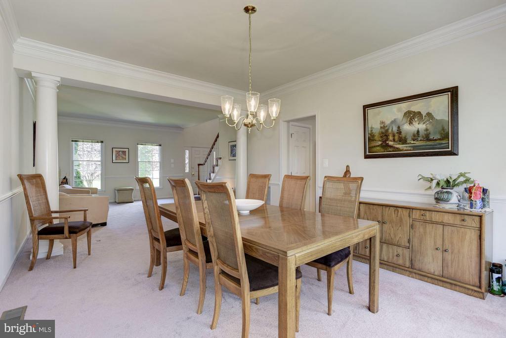 Dining Room - 47423 RIVER OAKS DR, STERLING