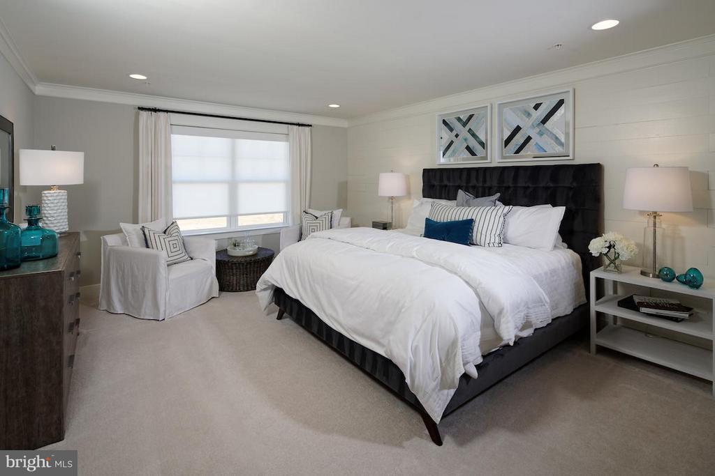 Bedroom (Master) - CLARA DOWNEY AVE, SILVER SPRING