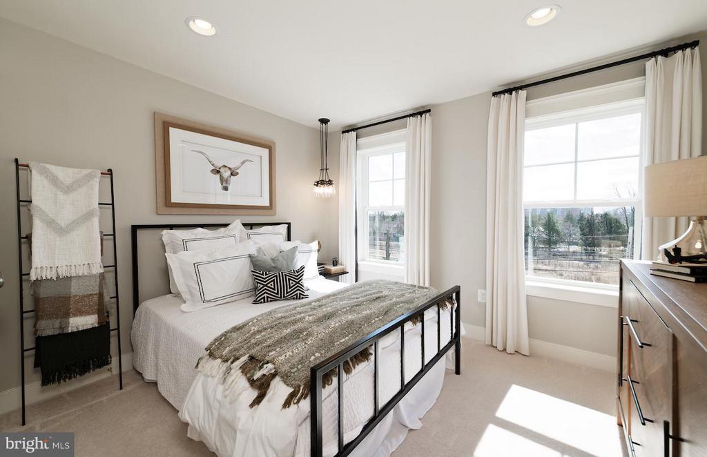 Bedroom - CLARA DOWNEY AVE, SILVER SPRING
