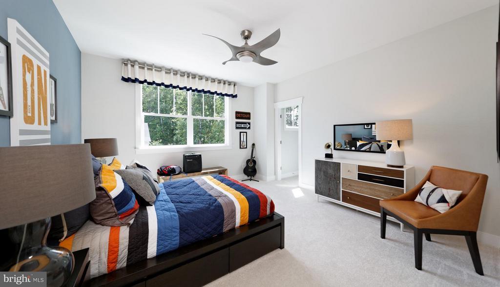 Bedroom - 10408 GOLDEN ASTER CT, BRISTOW