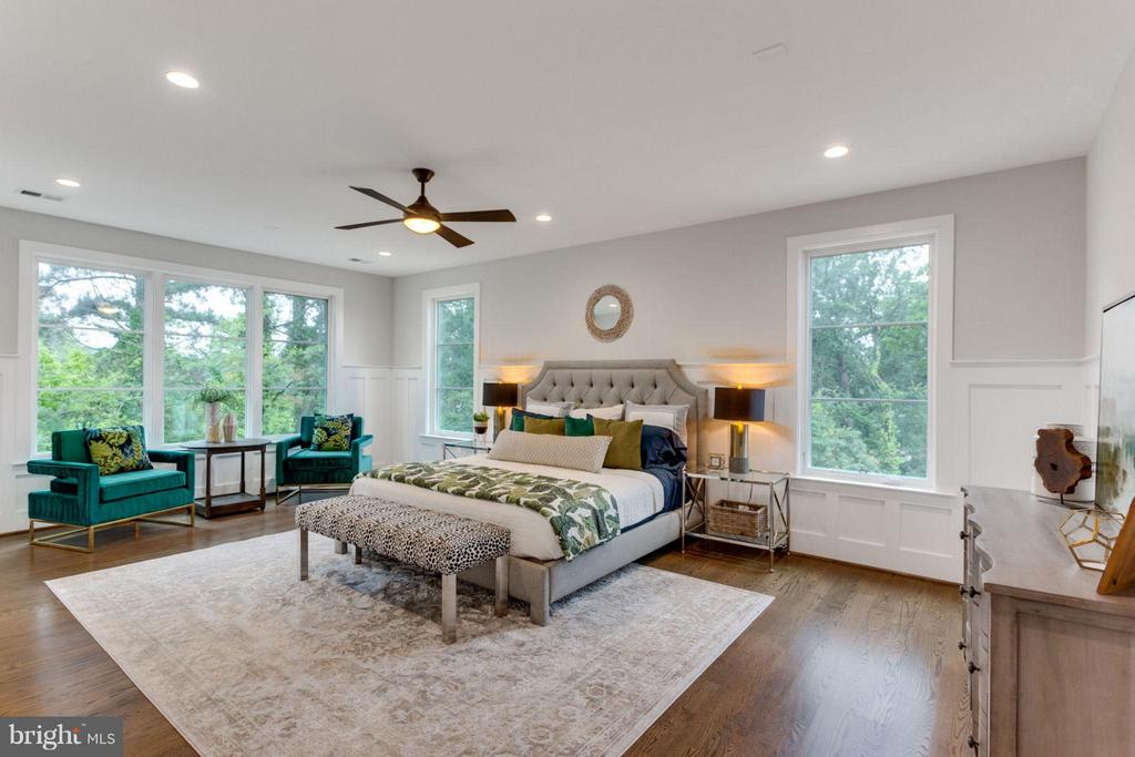 Bedroom (Master) - 6404 19TH ST N, ARLINGTON