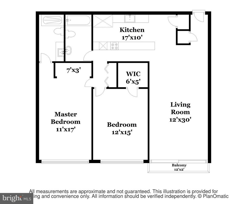 Interior (General) - 5911 EDSALL RD #1113, ALEXANDRIA