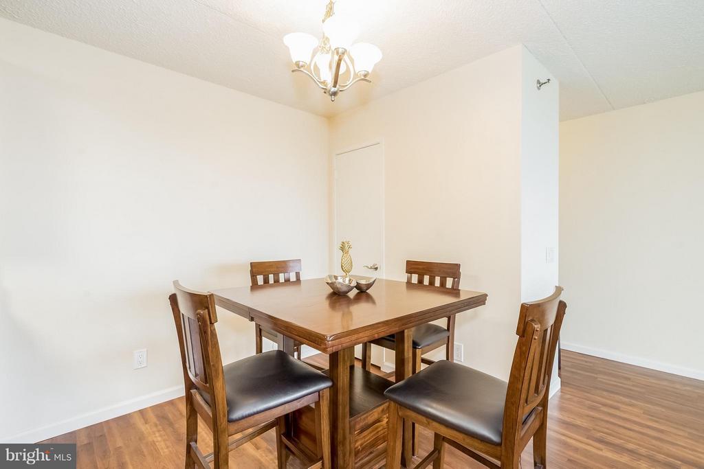 Dining Room - 5911 EDSALL RD #1113, ALEXANDRIA