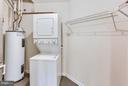 Large Storage and Utility Room - 1530 KEY BLVD #110, ARLINGTON