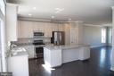 Kitchen - 14334 POTOMAC HEIGHTS LN, ROCKVILLE