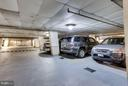 Assigned Garage Parking - 1530 KEY BLVD #110, ARLINGTON