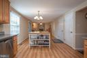 Completely renovated kitchen many new upgrades. - 11 FAIRFIELD CT, STAFFORD