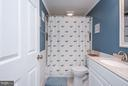 Renovated w/ new ceramic tub surround, new toilet. - 11 FAIRFIELD CT, STAFFORD