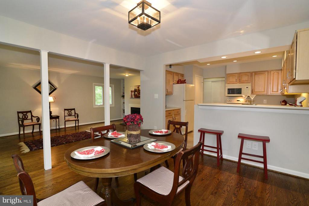 Dining Room - 2259 CEDAR COVE CT, RESTON