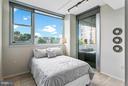 Bedroom - 3409 WILSON BLVD #309, ARLINGTON