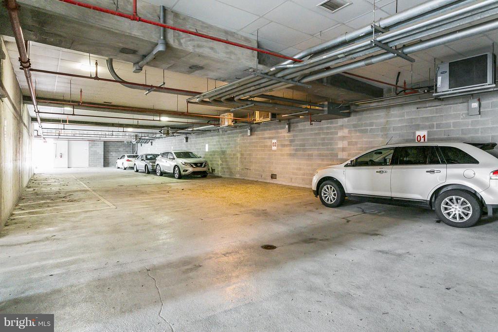 Parking Garage - 3409 WILSON BLVD #309, ARLINGTON