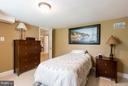 Legal 4th bedroom on LL - 6123 ALGONA CT, ALEXANDRIA
