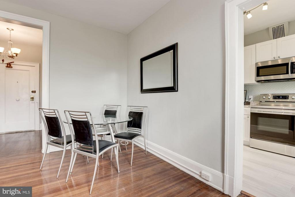 Dining Room - 516 A ST NE #203, WASHINGTON
