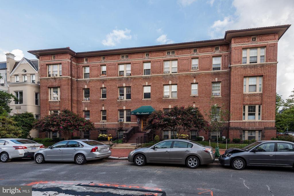 Exterior (General) - 516 A ST NE #203, WASHINGTON