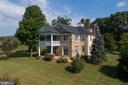 Stone exterior constructed with farm field stone - 35175 SNICKERSVILLE TPKE, ROUND HILL