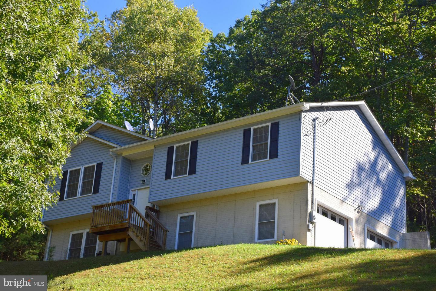 Photo of home for sale at 250 Spring Hollow Road, Front Royal VA