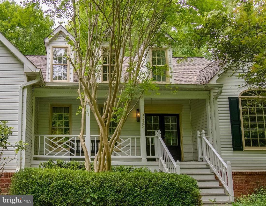 Photo of home for sale at 6032 Lady Slipper Lane, Manassas VA