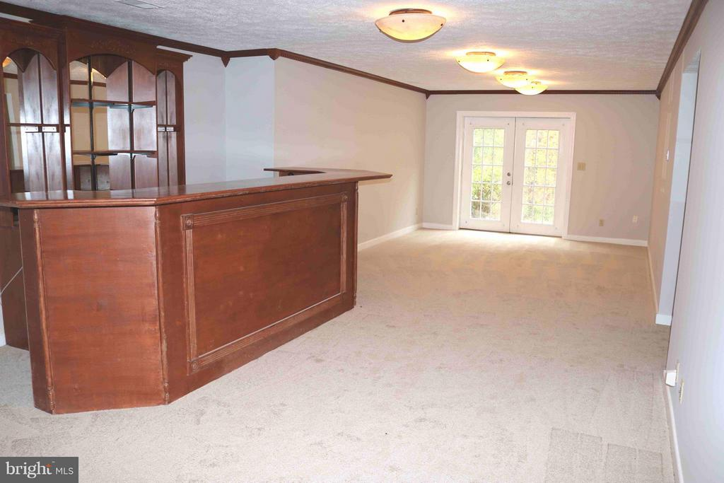 Basement - 240 SANDY RIDGE RD, FREDERICKSBURG
