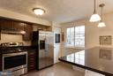 Kitchen - 1608 SIERRA WOODS DR, RESTON