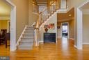 Foyer - 20652 ST LOUIS RD, PURCELLVILLE