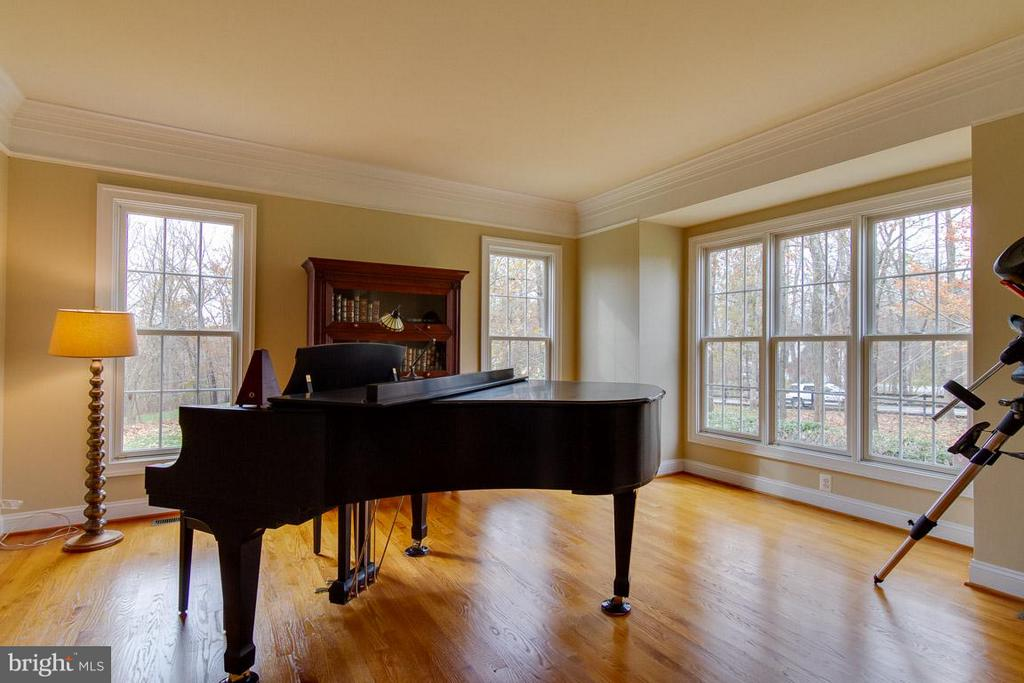 Living Room - 20652 ST LOUIS RD, PURCELLVILLE