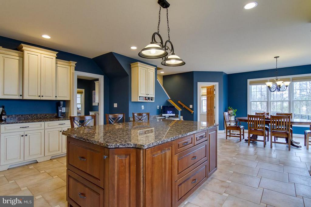 Kitchen - 20652 ST LOUIS RD, PURCELLVILLE