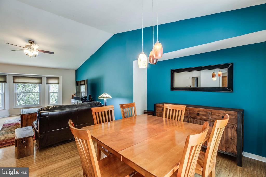 Dining Room - 11810 CLARENCE DR, FREDERICKSBURG