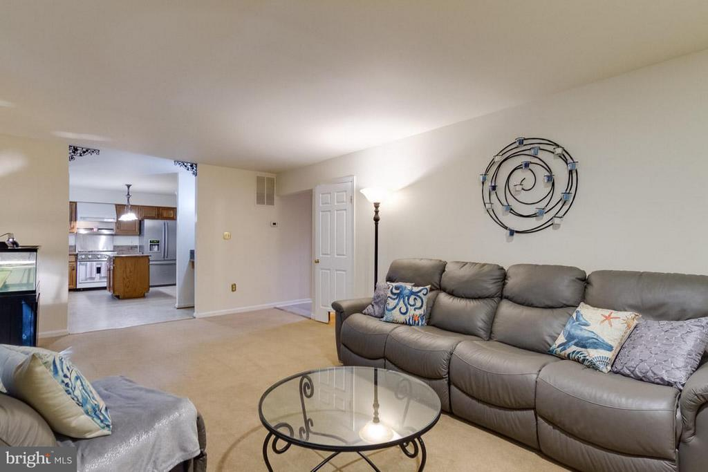 Family Room - 15698 BEACON CT, DUMFRIES