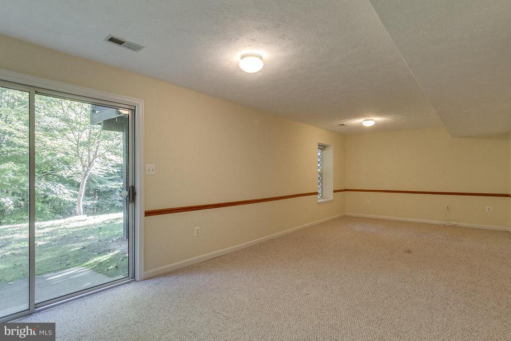 Basement Rec Room - 13823 REGAL CT, WOODBRIDGE