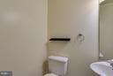 Powder Room - 13823 REGAL CT, WOODBRIDGE