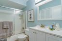Full Bath - 8317 KINGSGATE RD #517, SPRINGFIELD