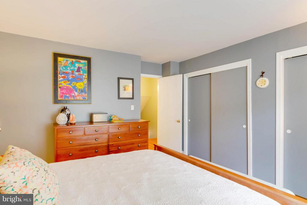 2nd Bedroom - 8317 KINGSGATE RD #517, SPRINGFIELD