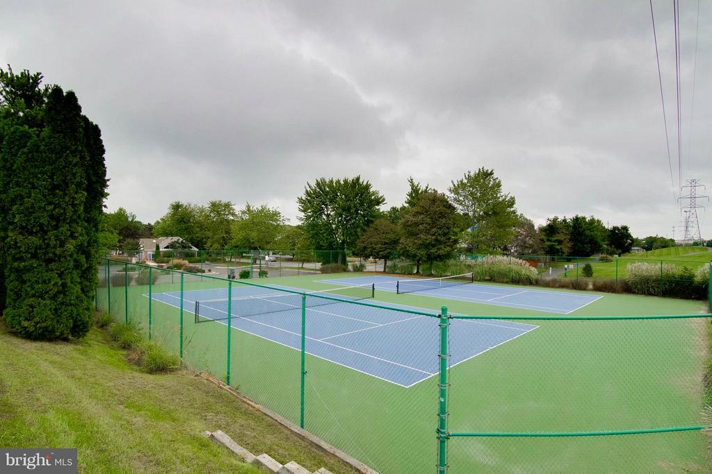 Tennis Courts - 6620 SKY BLUE CT, ALEXANDRIA
