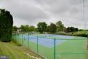 Tennis Courts - 6620 SKY BLUE CT, ALEXANDRIA