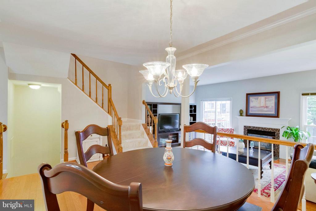 Dining Room - 6620 SKY BLUE CT, ALEXANDRIA