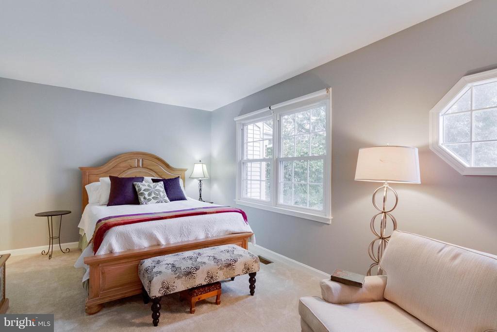 2nd Bedroom (Master) - 6620 SKY BLUE CT, ALEXANDRIA
