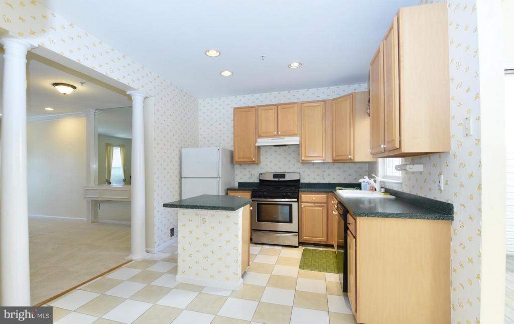 Kitchen - 43172 LAWNSBERRY SQ, ASHBURN