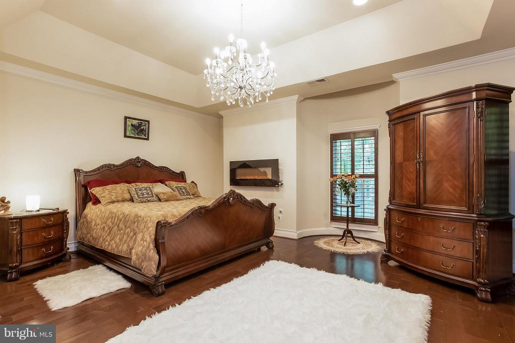 Bedroom (Master) - 4708 MONTGOMERY ST, ANNANDALE