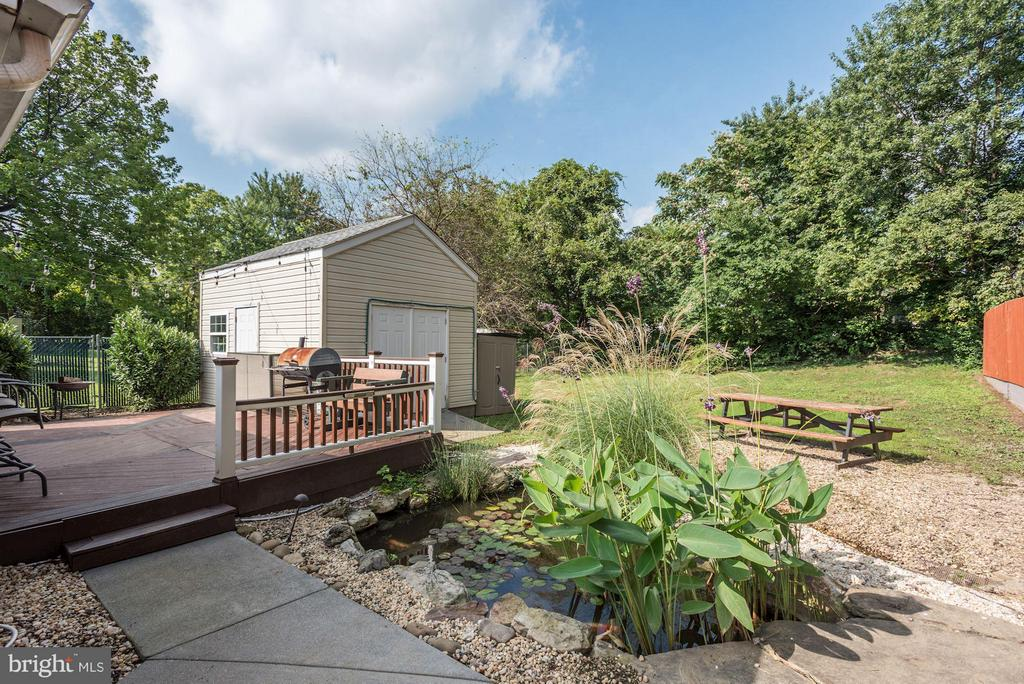 Outdoor Oasis! - 942 FRANKLIN ST, WINCHESTER