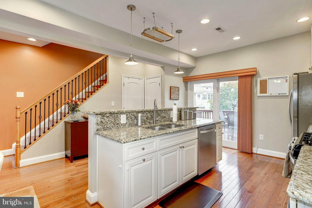 Kitchen (2 of 4) - 1206 GALLATIN ST NW, WASHINGTON