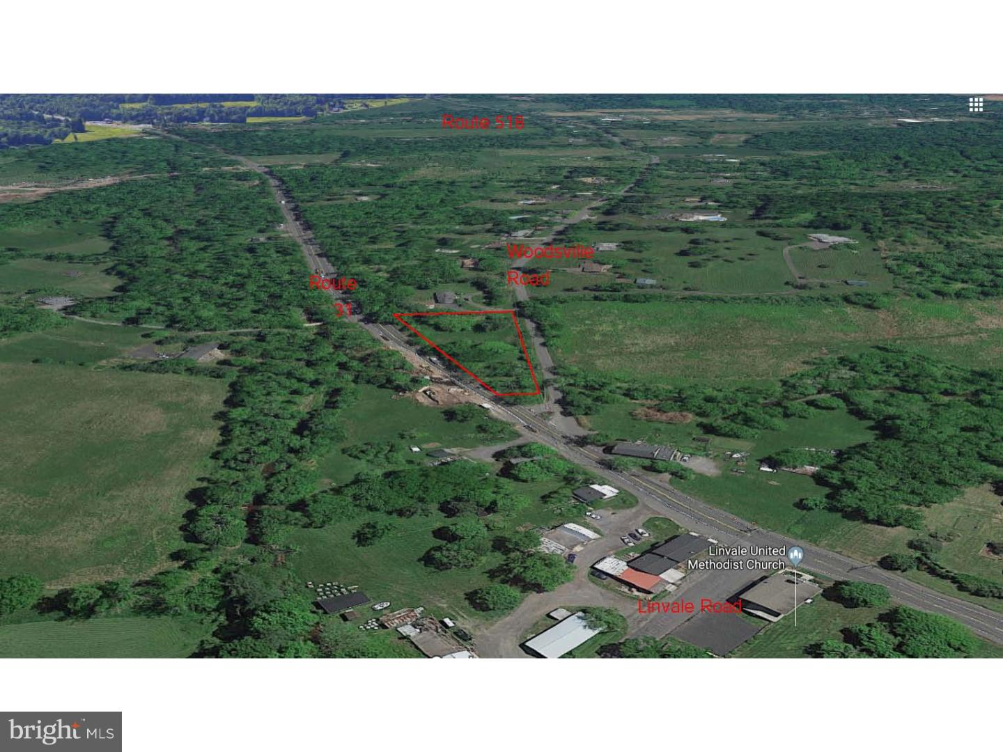 Land for Sale at 3 WOODSVILLE Road Hopewell, New Jersey 08525 United StatesMunicipality: East Amwell Township